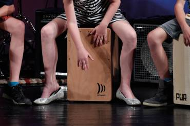 Cajon – Basis Workshop