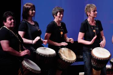 Djembe Basis Workshop